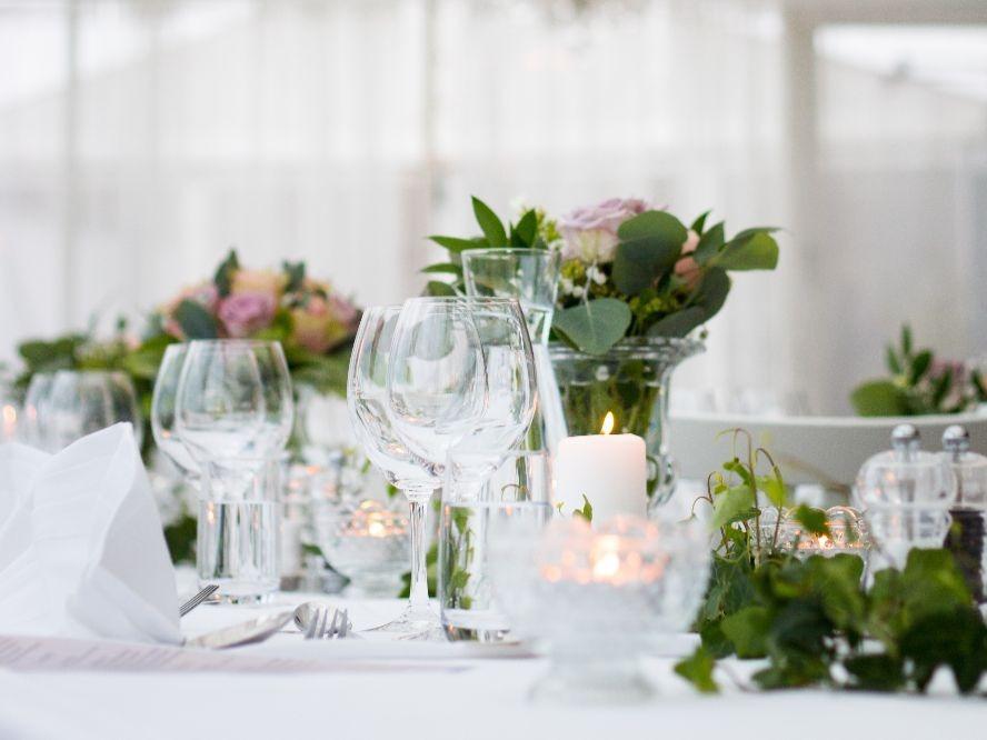 Huwelijkdiner bij Mammoni