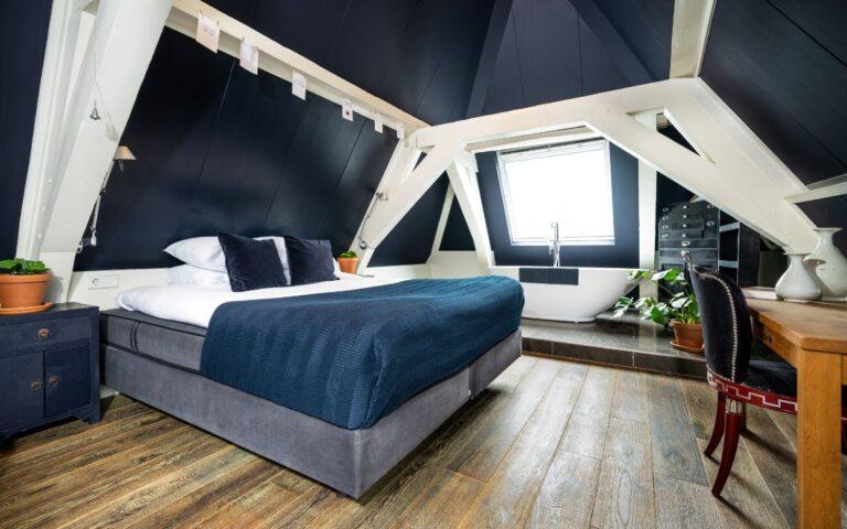 Hotelkamer in Utrecht