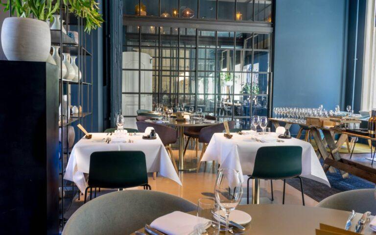 Restaurant in het centrum van Utrecht